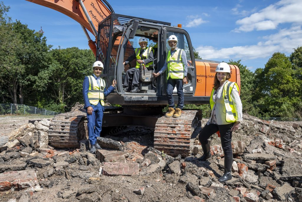 Construction Begins For New U00a320m Care Home U2013 PSBNews